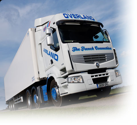 Overland Transport Specialist Transportation
